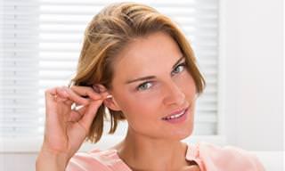 ¡El Color De La Cera De Oídos Puede Decirnos Mucho Sobre La Salud!