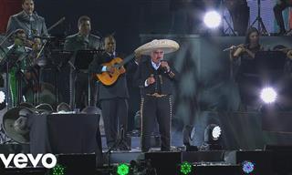 Vicente Fernández Interpreta Con Mariachi