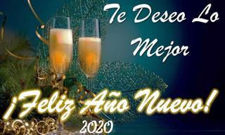 Tarjetas De Felicitación Para Este Año Nuevo 2020