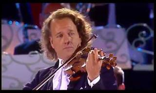 Andre Rieu Interpreta 'The Last Rose'