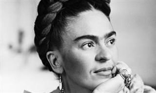 La Esencia Más Pura De Frida Kahlo. Palabras Del Alma