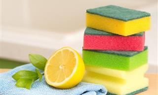 Cómo Usar El Limón En La Limpieza Del Hogar