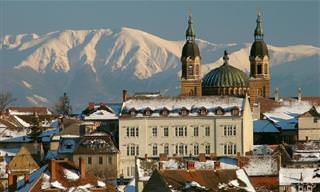 14 Encantadoras Localidades Pequeñas De Rumania