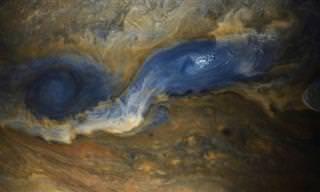 La NASA Ha Publicado Nuevas Fotografías De Júpiter