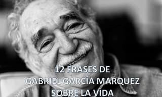 12 Principios De Vida De Gabriel García Márquez