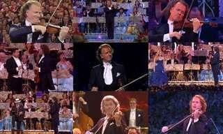 Lo Mejor De André Rieu: Selecciona Una Actuación