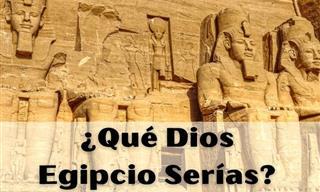 Test De Personalidad: ¿Qué Dios Egipcio Serías?