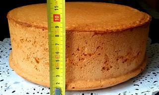 Receta Torta Casera Muy Esponjosa