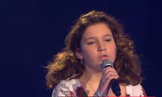 Esta Joven Rejuvenece La Voz De Andrea Bocelli