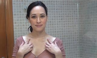 Automasaje Japonés: Drenaje Linfático para Embellecer el Escote