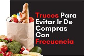 Consejos Para Reducir Las Visitas Frecuentes Al Supermercado