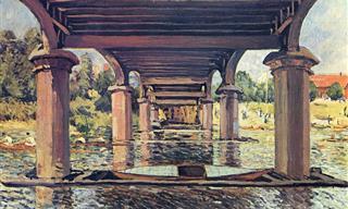 Disfruta Estas 20 Obras Del Arte Impresionista De Alfred Sisley