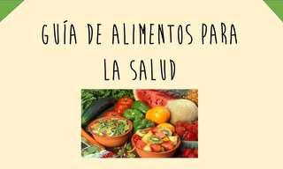 Súper Guía De Alimentos Para La Salud I