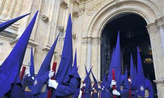 La Semana Santa En Latinoamérica y España