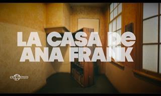 El Lugar Desde Donde Ana Frank Escribió Su Diario
