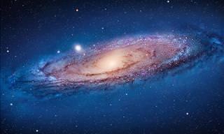 Nunca Habías Visto Una Galaxia De Esta Manera