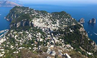 Descubre La Hermosa Isla Italiana De Capri En HD