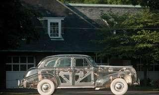 El Pontiac Fantasma De PMMA