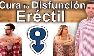 La Disfunción Eréctil Puede Tratarse También De Manera Natural