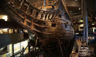 Estos Barcos Antiguos Sobrevivieron Siglos e Incluso Milenios
