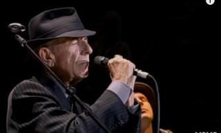 25 Canciones Del Gran Leonard Cohen