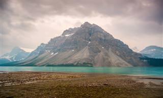 La Increíble Belleza De Las Montañas Canadienses