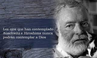 Las 15 Mejores Frases De Ernest Hemingway