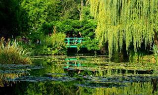 Haz Un Viaje Por 12 Maravillosos Jardines En Toda Europa