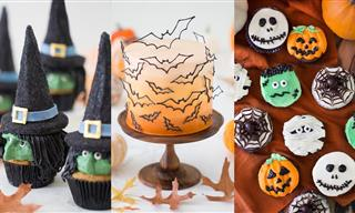 Compilación De Dulces Para Preparar Este Halloween