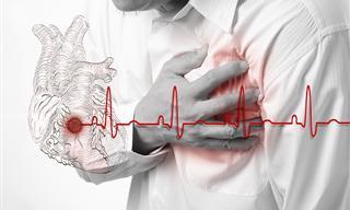 6 Extraños Signos De Que Vas a Sufrir Un Ataque Al Corazón
