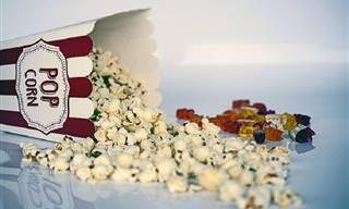 Chiste: Una Pareja Argentina En El Cine