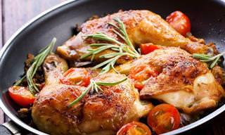 ¿Cometes Estos Errores Al Cocinar Pollo?