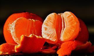 Consejo: Cómo Pelar Una Naranja En Pocos Segundos