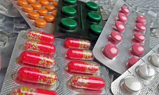 Advertencia: Tomar Demasiados Antibióticos Es Peligroso