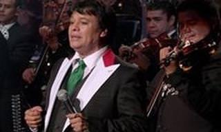 Interpretación De Juan Gabriel  Con Orquesta Sinfónica