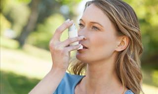 El Asma Podría Estar Detrás De Tus Problemas Respiratorios
