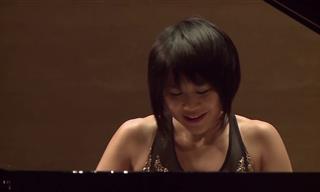 ¡El Talento Musical De Yuja Wang Es Fenomenal!