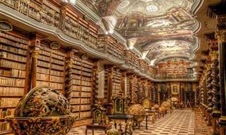 La Biblioteca Más Hermosa Del Mundo Ante Tus Ojos