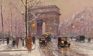 Edouard Cortes Te Lleva De Nuevo Al Paris De La Antigüedad