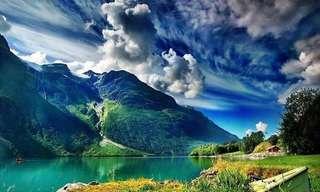 ¡El Mundo Es Un Lugar Hermoso!