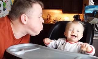 Razones Por Las Que No Se Puede Dejar a Los Bebés Solos Con Papá