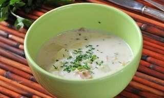 Aprende a Preparar Una Deliciosa Sopa De Papas