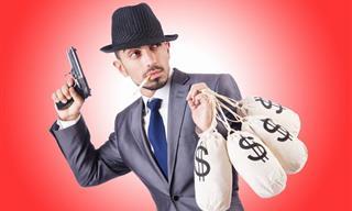Chiste: El Ladrón Del Banco