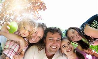 Las 5 Razones Por Las Que La Familia Es Lo Más Importante