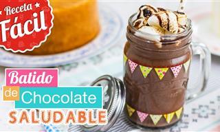 Cómo Hacer Chocolate Caliente Saludable y Sin Lactosa