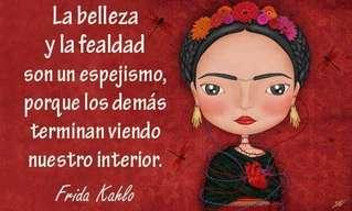 Algunas Citas De la Talentosa Frida Kahlo