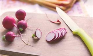 Mejores Consejos Para Cortar Sobre La Tabla De Alimentos