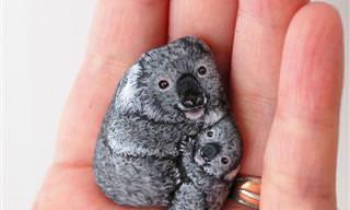 Te Encantará:  Animales Pintados En Piedras Pequeñas