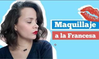 Maquíllate Al Estilo Francés Con Estos Consejos