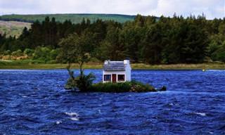 15 Casas Únicas y Fascinantes Que Te Sorprenderán